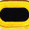 509th Airborne Infantry Regiment 1st Battalion Patch Oval   Center Detail