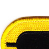 509th Airborne Infantry Regiment 1st Battalion Patch Oval   Upper Left Quadrant