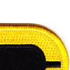 509th Airborne Infantry Regiment 1st Battalion Patch Oval   Upper Right Quadrant