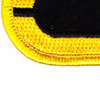 509th Airborne Infantry Regiment 1st Battalion Patch Oval   Lower Left Quadrant