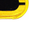 509th Airborne Infantry Regiment 1st Battalion Patch Oval   Lower Right Quadrant