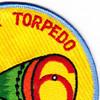Mtbron-6 Motor Torpedo Boat Squadron 6 Patch | Upper Right Quadrant
