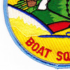 Mtbron-6 Motor Torpedo Boat Squadron 6 Patch | Lower Left Quadrant