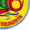 Mtbron-6 Motor Torpedo Boat Squadron 6 Patch | Lower Right Quadrant