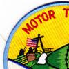 Mtbron-6 Motor Torpedo Boat Squadron 6 Patch | Upper Left Quadrant