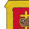 508th Field Artillery Battalion Patch | Upper Left Quadrant