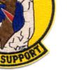 Mobile Support Team Two Patch Seal Support | Lower Right Quadrant