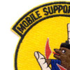 Mobile Support Team Two Patch Seal Support | Upper Left Quadrant