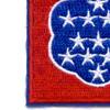 508th Airborne Infantry Regiment Patch | Lower Left Quadrant