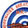 MK-16 Underwater Breathing Apparatus Mark 16 Patches | Upper Left Quadrant