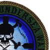 MIUWU-501 Naval Mobile Undersea Warfare Unit Five Zero One Patch   Upper Right Quadrant