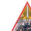 Miramar Naval Air Station CA Patch | Upper Left Quadrant