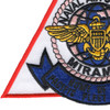 Miramar Naval Air Station CA Patch | Lower Left Quadrant