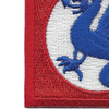 508th Airborne Infantry Regimental Combat Team Patch | Lower Left Quadrant
