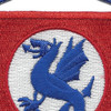 508th Airborne Infantry Regimental Combat Team Patch | Center Detail