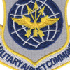 Military Airlift Command Patch | Center Detail