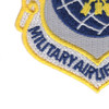 Military Airlift Command Patch | Lower Left Quadrant