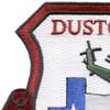 507th Medical Company Air Ambulance Dustoff Unit Patch   Upper Left Quadrant
