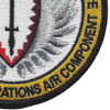 Joint Special Operations Command Patch Europe | Lower Right Quadrant