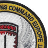 Joint Special Operations Command Patch Europe | Upper Right Quadrant