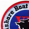 IUB-12 Inshore Boat Unit Twelve Patch   Upper Left Quadrant