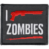 I Shotgun Zombies Patch Hook And Loop