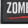 I Shotgun Zombies Patch Hook And Loop   Lower Left Quadrant