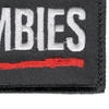 I Shotgun Zombies Patch Hook And Loop   Lower Right Quadrant