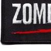 I Shotgun Zombies Patch | Lower Left Quadrant