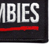 I Shotgun Zombies Patch | Lower Right Quadrant