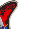 Imjin Scouts Patch DMZ   Upper Right Quadrant