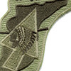Imjin Scout DMZ Subdued Patch | Center Detail