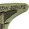 Imjin Scout DMZ Subdued Patch | Upper Right Quadrant