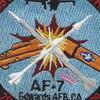 F-35 Air To Air Kill Patch | Center Detail