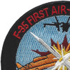 F-35 Air To Air Kill Patch | Upper Left Quadrant