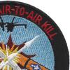 F-35 Air To Air Kill Patch | Upper Right Quadrant