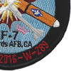 F-35 Air To Air Kill Patch | Lower Right Quadrant