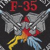 F-35-IT&E Climate Test Patch | Center Detail