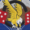 506th Airborne Infantry Regiment Small Patch | Center Detail