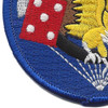 506th Airborne Infantry Regiment Small Patch | Lower Left Quadrant