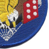 506th Airborne Infantry Regiment Small Patch | Lower Right Quadrant