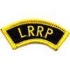 506th Airborne Infantry Regiment Patch Rocker LRRP