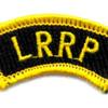 506th Airborne Infantry Regiment Patch Rocker LRRP   Center Detail