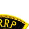 506th Airborne Infantry Regiment Patch Rocker LRRP   Upper Right Quadrant