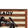 EXW Ready Expeditionary Warfare Patch Combat Proven | Upper Right Quadrant