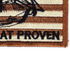 EXW Ready Expeditionary Warfare Patch Combat Proven | Lower Right Quadrant