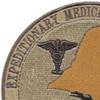 Expeditionary Medical Facility - Dallas Patch | Upper Left Quadrant