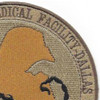 Expeditionary Medical Facility - Dallas Patch | Upper Right Quadrant