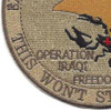 Expeditionary Medical Facility - Dallas Patch | Lower Left Quadrant