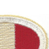 506th Airborne Infantry Regiment Patch Oval H Version | Upper Right Quadrant